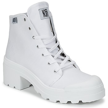 Shoes Women High top trainers No Box GALIA White