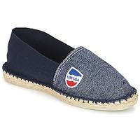 Shoes Espadrilles 1789 Cala CLASSIQUE BICOLORE Marine