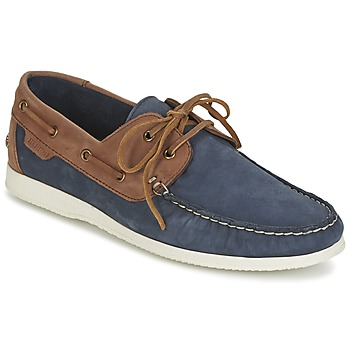 Shoes Men Boat shoes Ben Sherman OAUK BOAT SHOE Marine / Brown