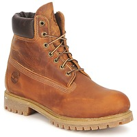 Shoes Men Mid boots Timberland HERITAGE 6 IN PREMIUM Brown