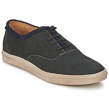 Shoes Men Low top trainers Schmoove ESCAPE LOW Black / MARINE