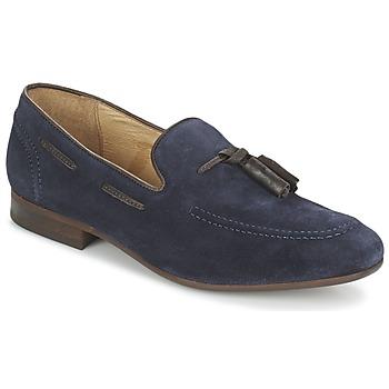 Shoes Men Loafers Hudson PIERRE Navy