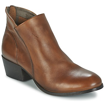 Shoes Women Ankle boots Hudson  Brown