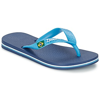 Shoes Children Flip flops Ipanema CLASSICA BRASIL II Blue
