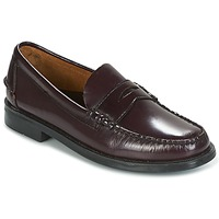 Shoes Men Loafers Sebago GRANT AUBERGINE