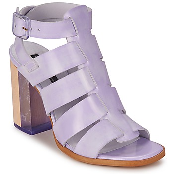Shoes Women Sandals Miista ISABELLA Lavender