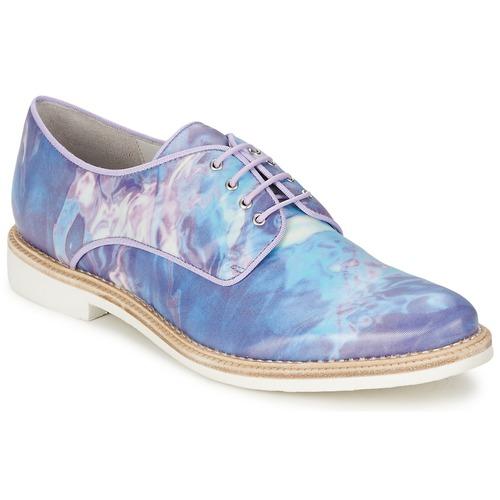 Shoes Women Derby shoes Miista ZOE Blue