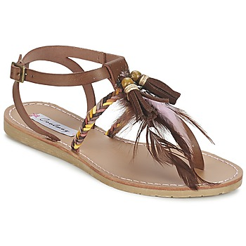 Shoes Women Sandals Coolway MELROSE Brown