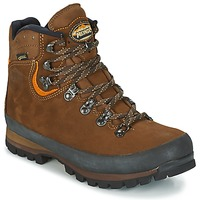 Shoes Women Hiking shoes Meindl PARADISO LADY MFS Brown / Red