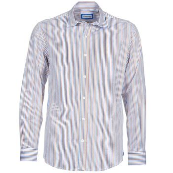 material Men long-sleeved shirts Serge Blanco DORILANDO Multicoloured