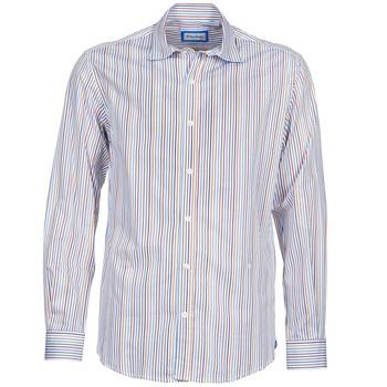 material Men long-sleeved shirts Serge Blanco DORILANDO Multicolour