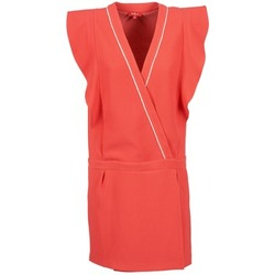material Women Short Dresses Derhy TAIN CORAL