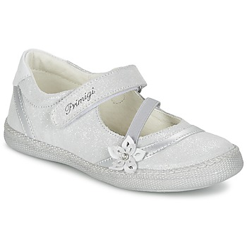 Shoes Girl Ballerinas Primigi ROSELINE-E Silver