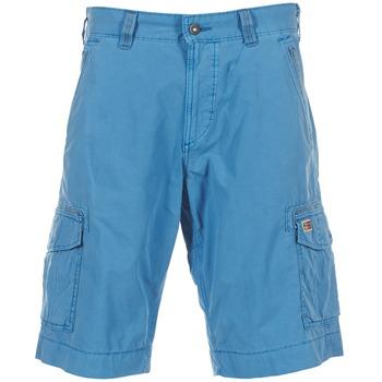 material Men Shorts / Bermudas Napapijri PORTES A Blue
