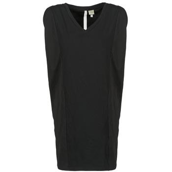 material Women Short Dresses Bench RELY Black
