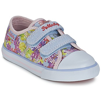 Shoes Girl Low top trainers Pablosky MIDILE Multicoloured