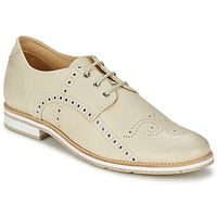 Shoes Women Derby shoes Marithé & Francois Girbaud ARROW Ash