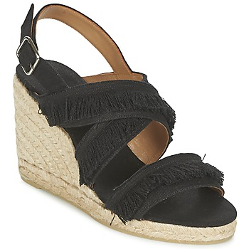 Shoes Women Sandals Castaner BEGGA Black