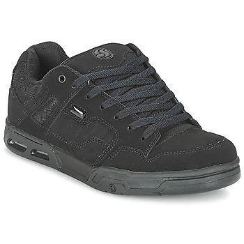 Shoes Men Low top trainers DVS ENDURO HEIR Black