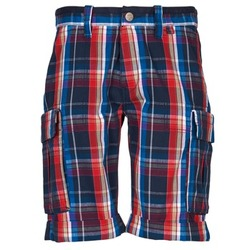material Men Shorts / Bermudas Oxbow TAKAROA MARINE / Red