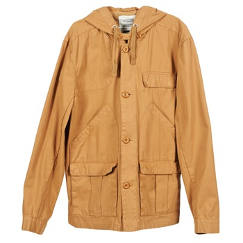 material Men Parkas Oxbow FAKAHINA Beige