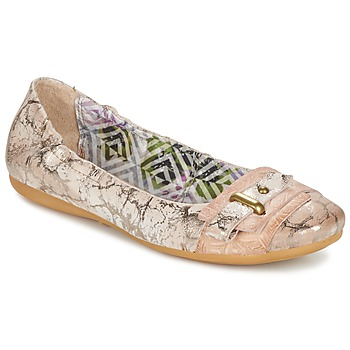 Shoes Women Ballerinas Mjus CHANTAL Pink
