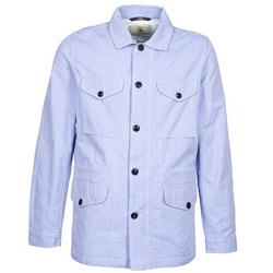material Men Parkas Aigle STONEFISH Blue