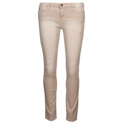 material Women cropped trousers Acquaverde SCARLETT Pink