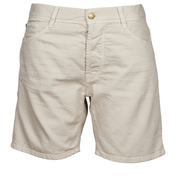 material Women Shorts / Bermudas Acquaverde BOY SHORT Beige