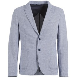 material Men Jackets / Blazers Benetton CHEVOTU Blue