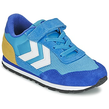 Shoes Children Low top trainers Hummel REFLEX JR Blue