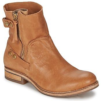 Shoes Women Mid boots Koah DUSTIN Camel