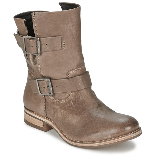 Shoes Women Mid boots Koah DUNE Taupe