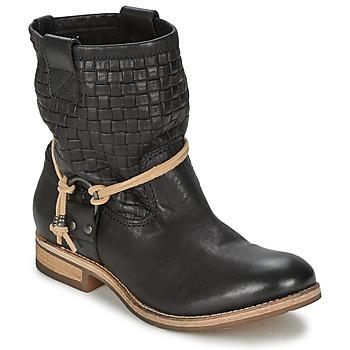 Shoes Women Mid boots Koah DANIA Black