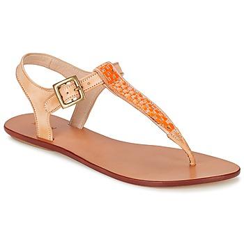 Shoes Women Sandals Koah MARTINAH Nude / Orange