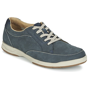 Shoes Men Low top trainers Clarks STAFFORD PARK5 Marine