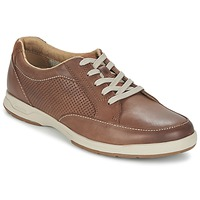 Shoes Men Low top trainers Clarks STAFFORD PARK5 Brown