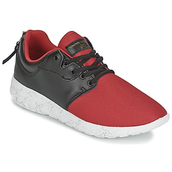 Shoes Women Low top trainers Sixth June DNR HELL F Red / Black