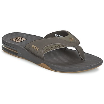 Shoes Men Flip flops Reef FANNING Grey