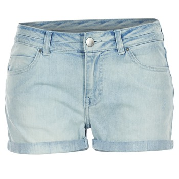 material Women Shorts / Bermudas Billabong ELVIS 2 Blue / Clear