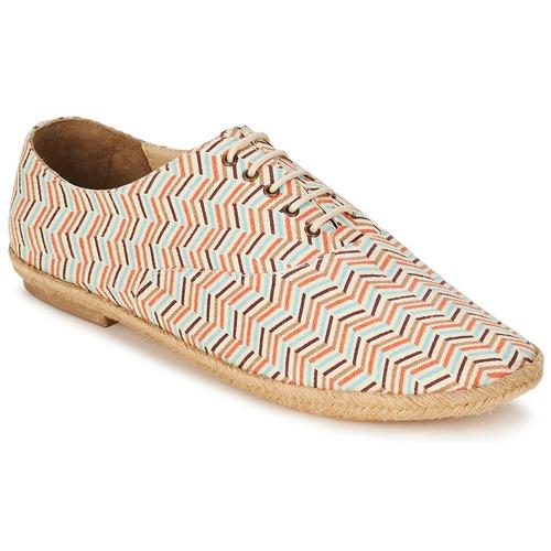 Shoes Women Brogue shoes Petite Mendigote SIZERIN Multicolour