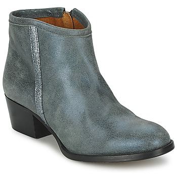 Shoes Women Mid boots Lollipops ROMANE BOOTS Grey