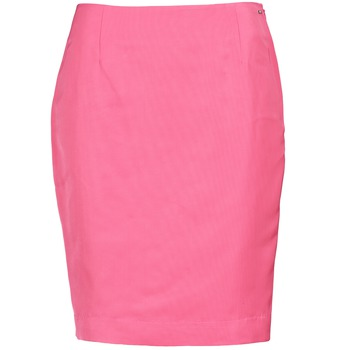 material Women Skirts La City JUPE2D6 Pink