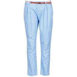 material Women chinos La City PANTBASIC Blue