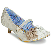 Shoes Women Court shoes Irregular Choice DAISY DAYZ BEIGE / Multicolour