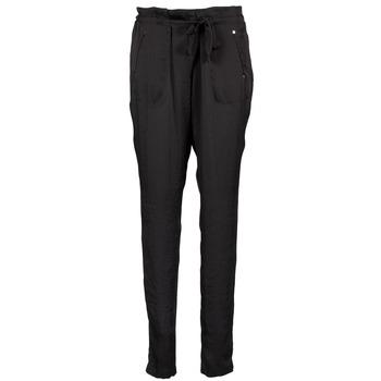 material Women Wide leg / Harem trousers Lola PARADE Black