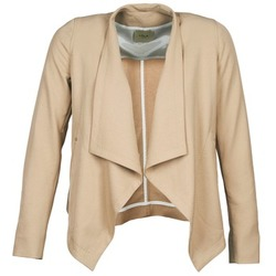 material Women Jackets / Blazers Lola VESTIGE Beige