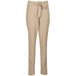 material Women Wide leg / Harem trousers Lola PARADE BEIGE
