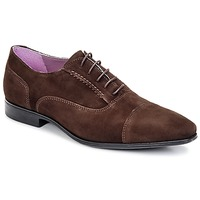 Shoes Men Brogue shoes BKR KIPLIN Taupe