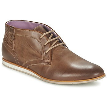 Shoes Men Mid boots BKR ALGAR Brown